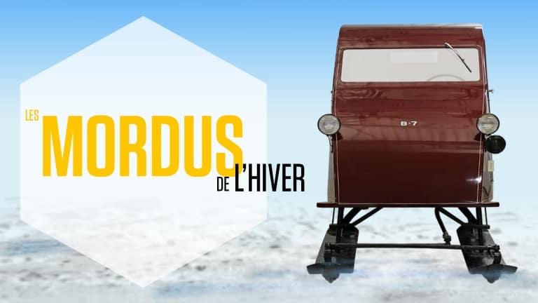 Mordus de l'hiver